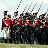 Coldstream Guards Reenactment