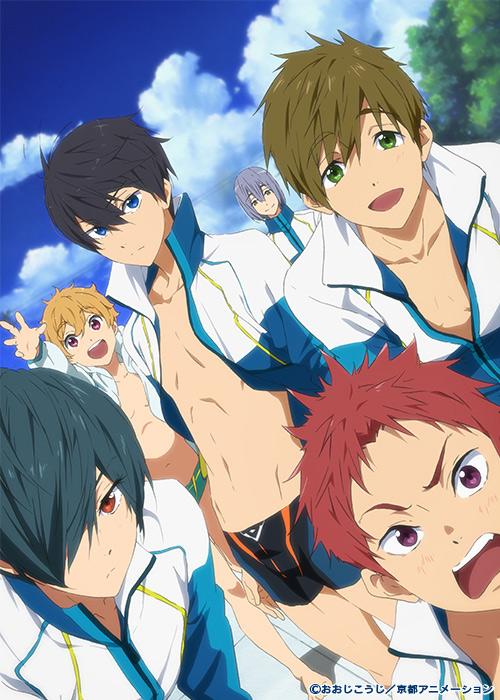 Xem Anime High Speed!: Free! Starting Days - Free! Movie VietSub