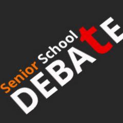 Senior School Debate