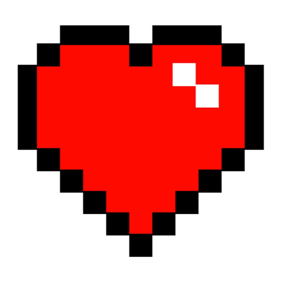 7 Best Images of Minecraft Printable Hearts  Minecraft 8