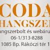 Coda Hangszerbolt és Webáruház