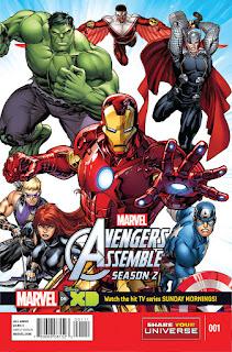 Avengers Assemble Season 2 -Siêu Anh Hùng Hội Tụ 2