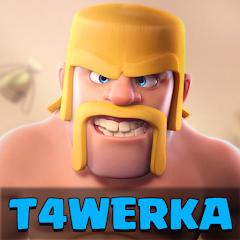 Рейтинг youtube(ютюб) канала T4WERKA