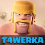 youtube(ютуб) канал T4WERKA