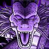 Purple Crocodile