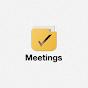 The Meetings App