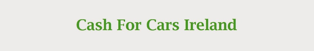 Cover photo for Cash For Cars Ireland