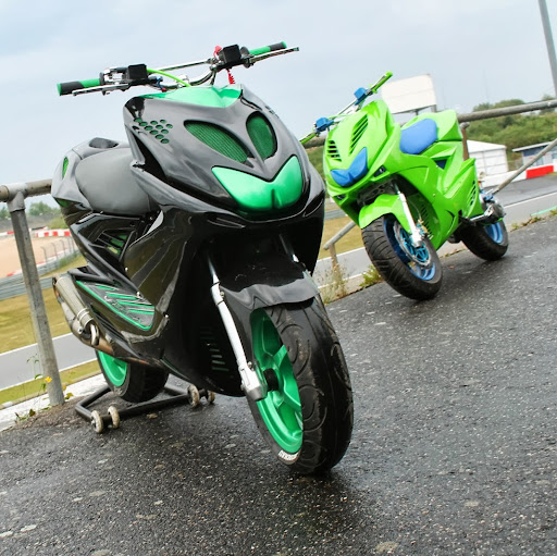 Black - Green SportRox