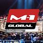 youtube(ютуб) канал M-1 Global Rus