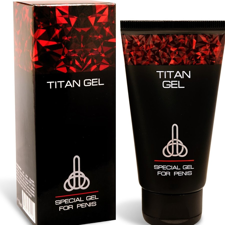 Titan Gel For Men