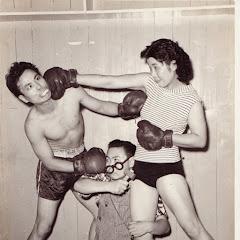 コミックボクシング 65年ぶりの復活