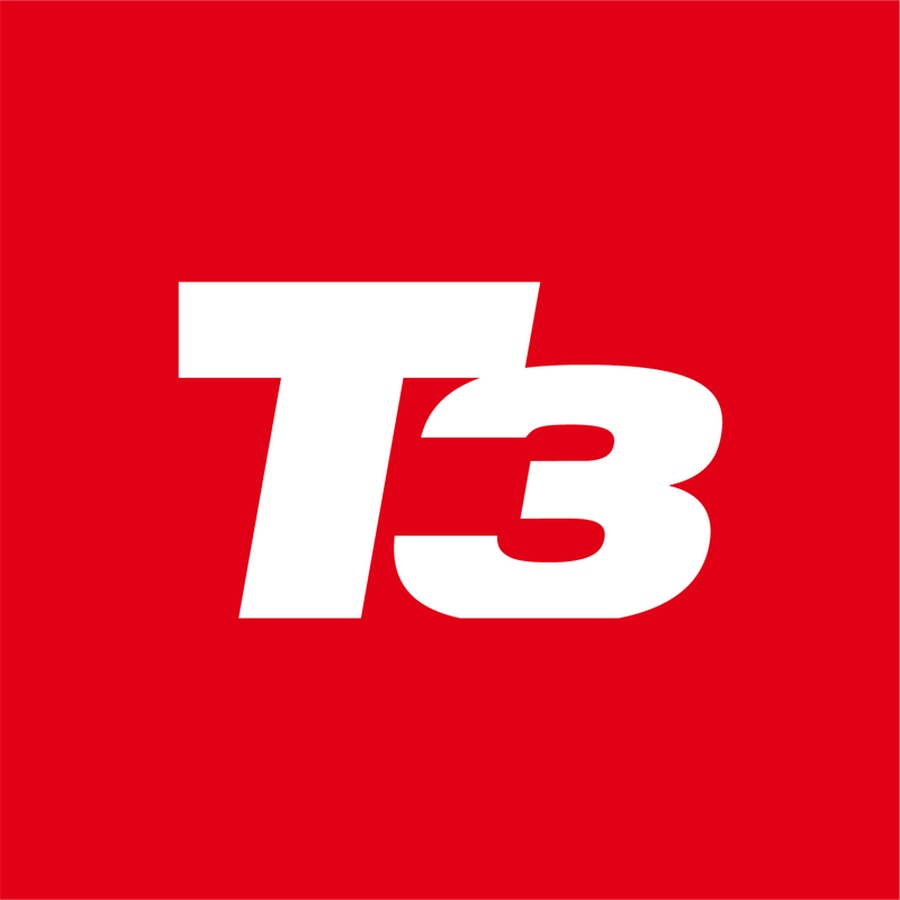 t3 the gadget website youtube