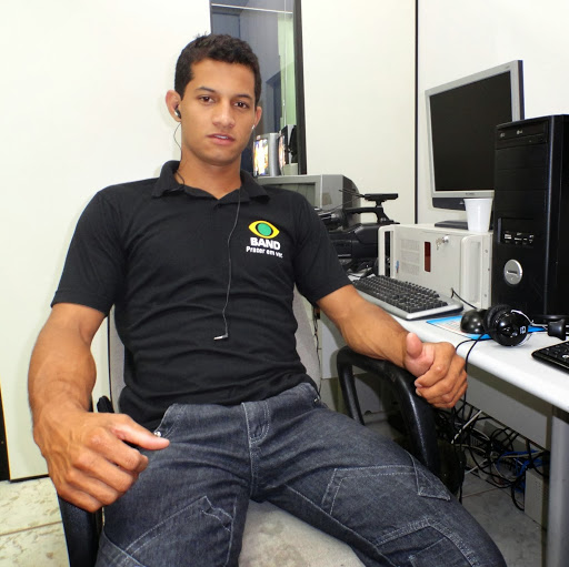 Anderson Silva Locutor