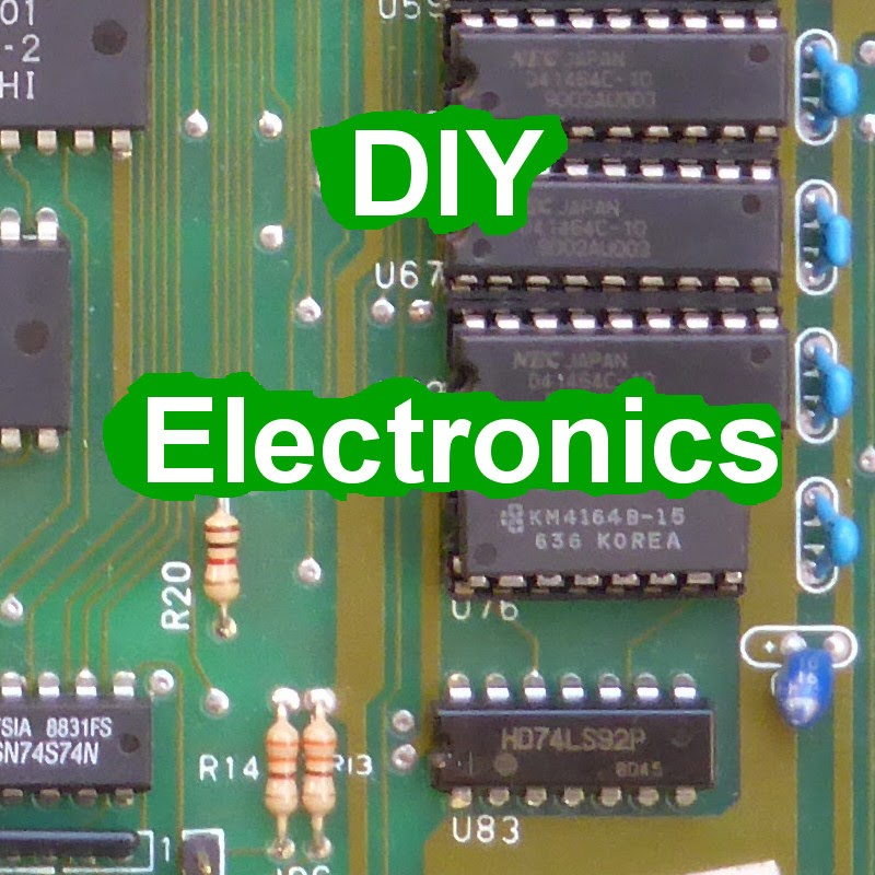 The Do It Yourself World Electronics
