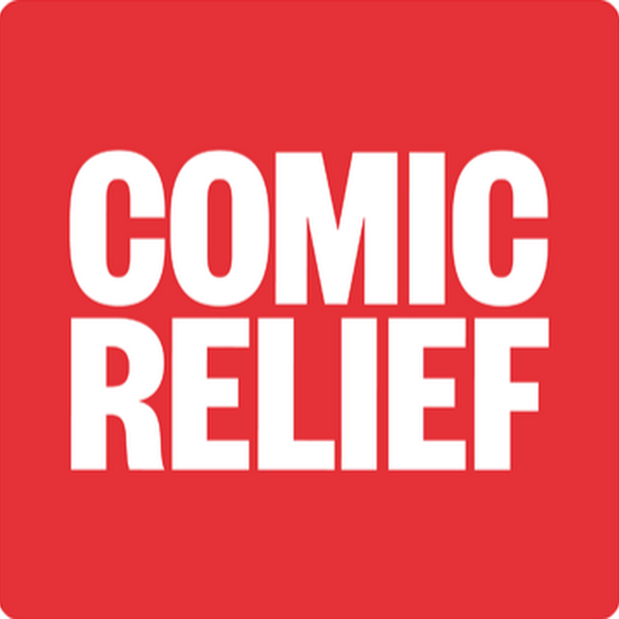 Free Comic Book Day Logo: Red Nose Day