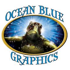 Ocean Blue Graphics Sportfishing Apparel
