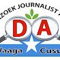 Journalist Dahir Alasow
