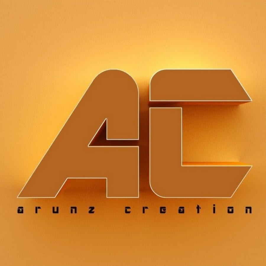 arunz creation youtube