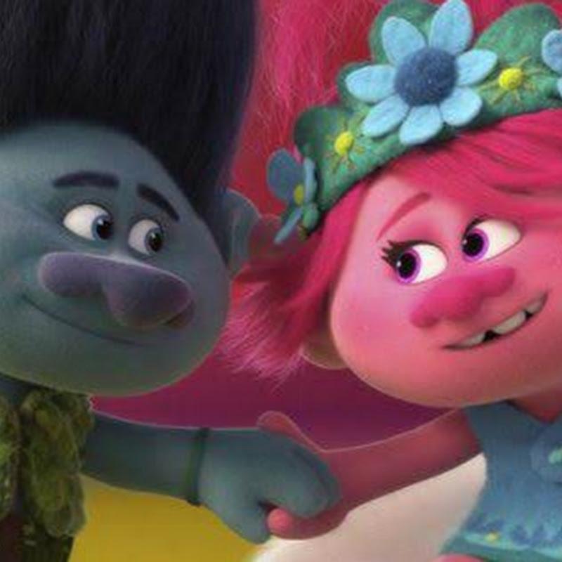 TROLLS - Ramon y Poppy
