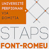 STAPS FONT ROMEU