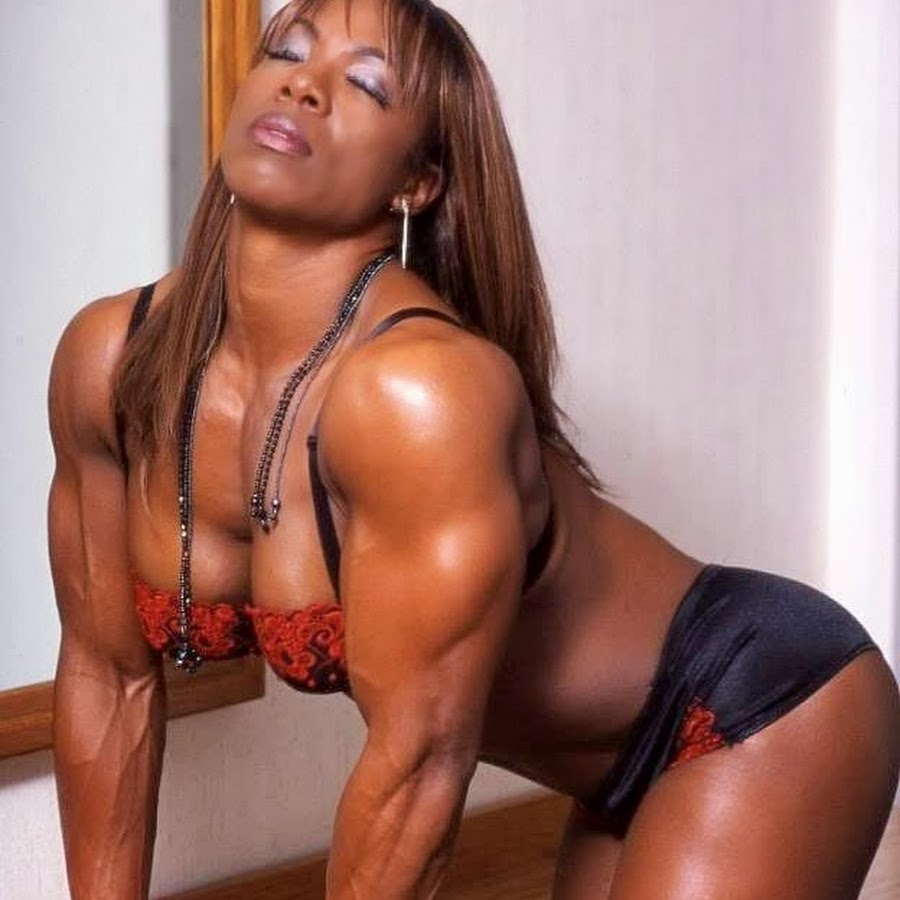 Image Black Muscle Girls Youtube