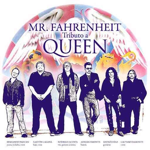 MrFahrenheit Tributo-a-Queen