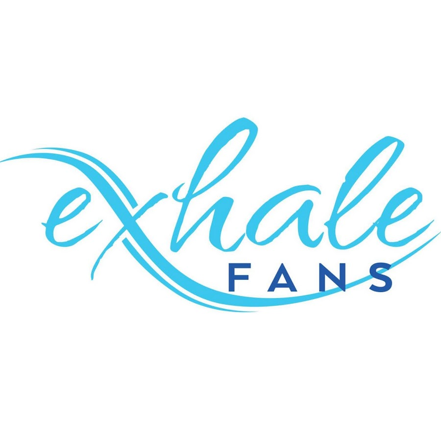 Exhale Ceiling Fan exhale fans - youtube