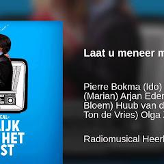 Pierre Bokma (Ido), Tjitske Reidinga (Marian), Arjan Ederveen (kruide... - Topic