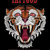 Space Tiger Tattoos