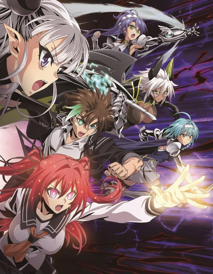 xem anime Shinmai Maou no Testament Burst