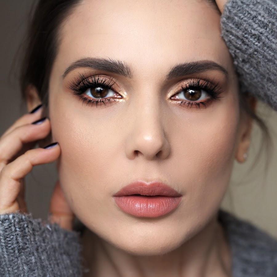 YSL Slim Glow Matte Lipstick Review   ALI ANDREEA - YouTube