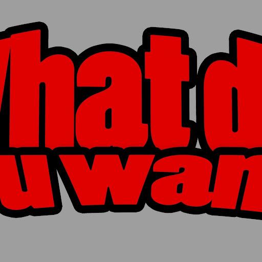 WhatdoyouWantprod