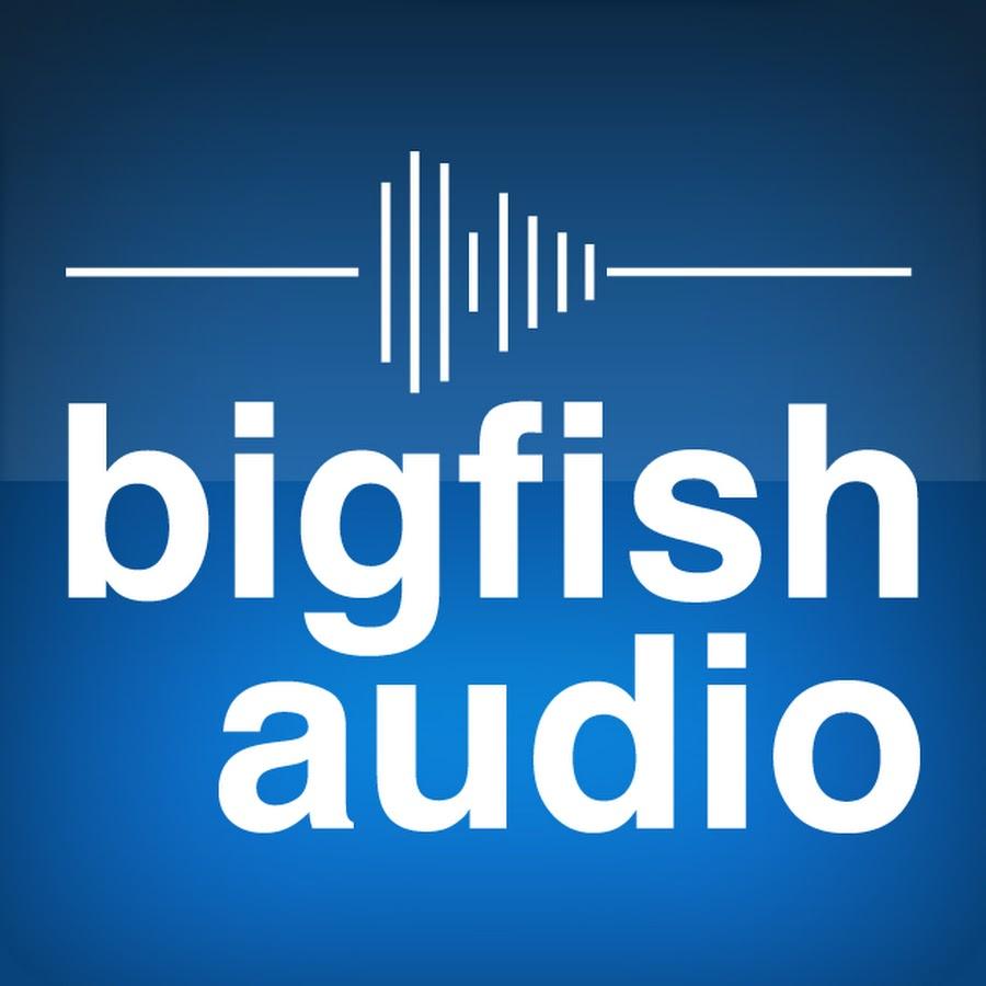 Big fish audio youtube for Big fish audio