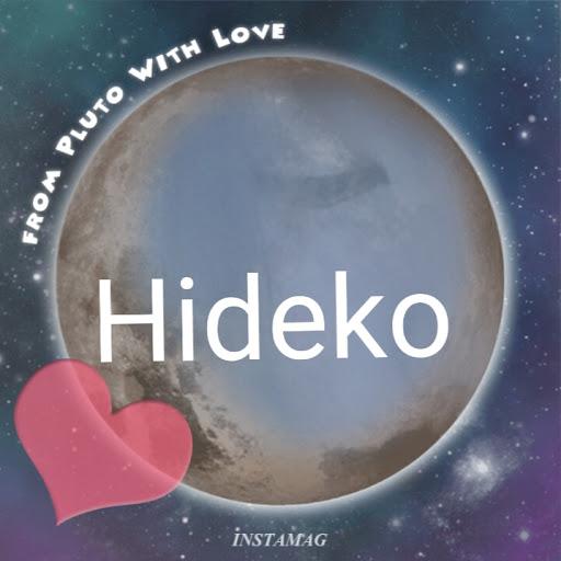 Hideko
