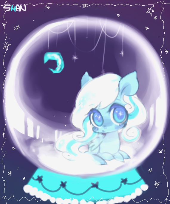 Snow Drop My Little Pony