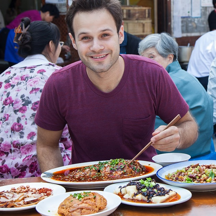 Best Travel Food Youtube Channels