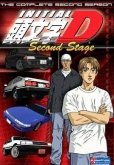 Initial D First Stage 2 -Vua Tốc Độ Phần 2 - Anime Initial D Second Stage VietSub