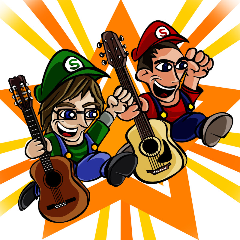 super guitar bros