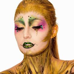 anaarthur81 makeup tutorials | Halloween fantasy and character make-up tutorials | DIY props