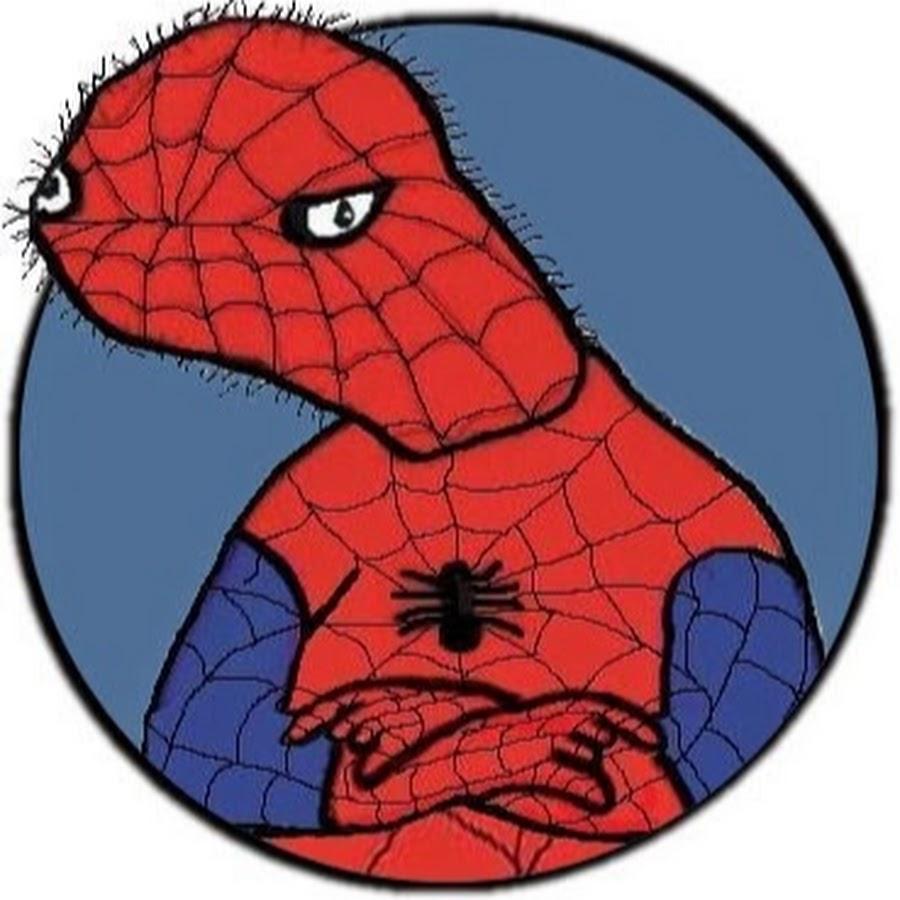 мем с человеком пауком нарисованным особой популярностью пользовалось