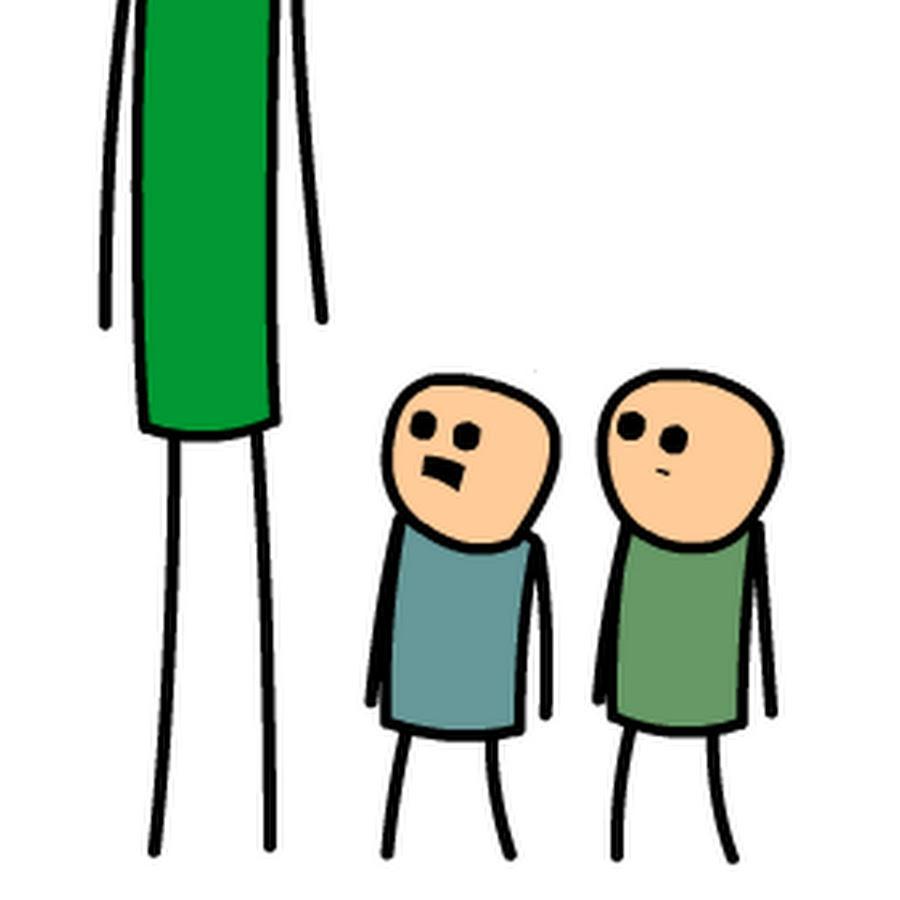 Ебать ты высокий