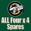 All Four X 4 Spares