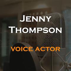 Jenny Thompson - voice actor