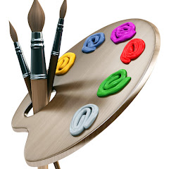cr ativit en peinture acrylique 1 re partie funnydog tv. Black Bedroom Furniture Sets. Home Design Ideas