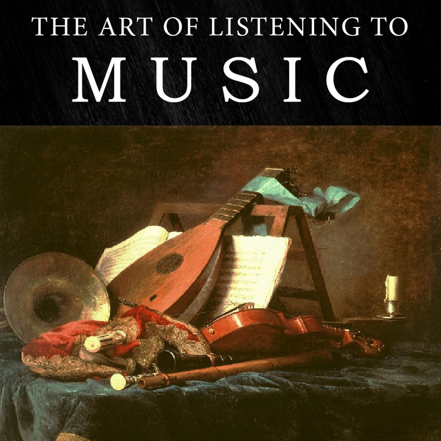 the art of listening to music About the art of listening our culture is one that speaks rather than listens from reality tv to political rallies, there is a clamour to be heard, to narrate, and to receive attention.