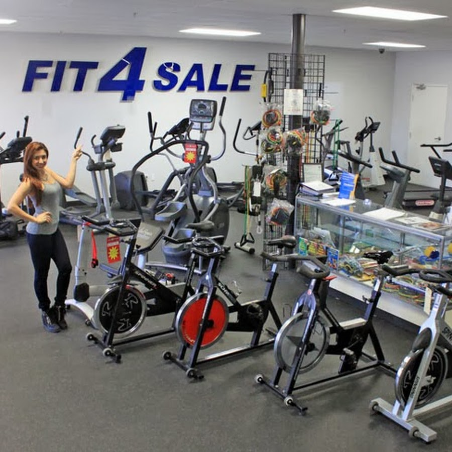 Star Trac Treadmill Youtube: Fit4Sale