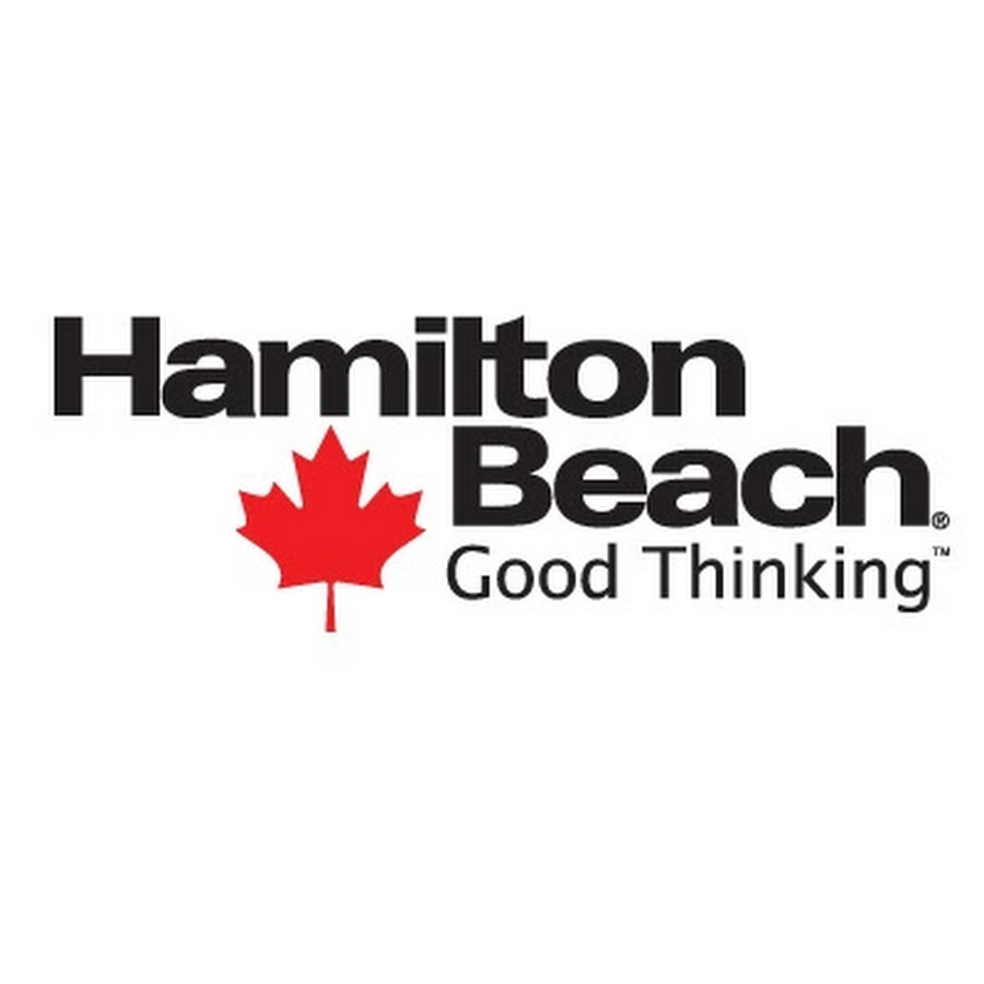 Hamilton Beach Logo Hamiltonbeachcanada  Youtube