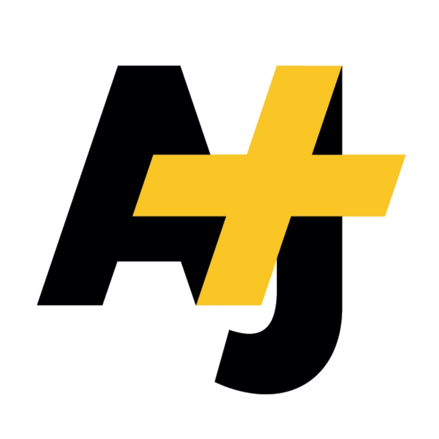 Image result for aj+ logo