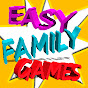 youtube(ютуб) канал Easy family games