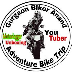 Gurgaon Biker Anand